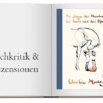 Cover zur Kritik: Der Junge, der Maulwurf, der Fuchs und das Pferd