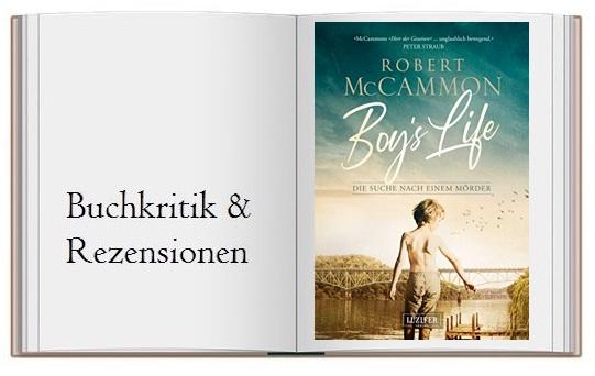 Cover zur Buchkritik: BOY'S LIFE - Die Suche nach einem Mörder von Robert McCammon