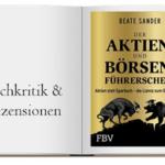 Buchcover zu Der Aktien- und Börsenführerschein – Jubiläumsausgabe