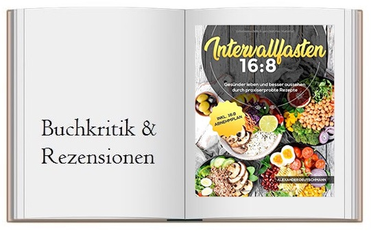 Intervallfasten 16:8 Buchkritik / Rezension