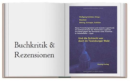 Buch: Und die Schlacht war doch im Teutoburger Wald