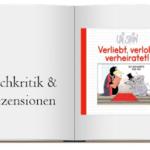 Buchcover zur Kritik von: Verliebt, verlobt, verheiratet! von Uli Stein