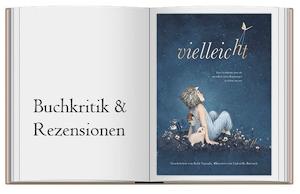 Buchcover zur Kritik von Vielleicht Eine Geschichte ueber die unendlich vielen Begabungen in jedem von uns