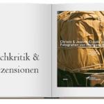 Buch: Christo und Jeanne-Claude Fotografien von Wolfgang Volz