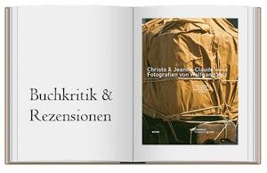 Christo & Jeanne-Claude –– Fotografien von Wolfgang Volz: