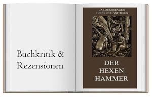 Cover zur Buchkritik: Der Hexenhammer