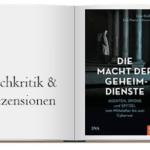 Cover des Buches: Die Macht der Geheimdienste Agenten Spione und Spitzel vom Mittelalter bis zum Cyberwar