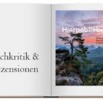 Buchkritik zu HOLIDAY Reisebuch Hiergeblieben, Cover des Buches