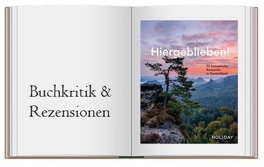 Cover des Buches zur Kritik: HOLIDAY Reisebuch Hiergeblieben