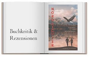 Cover des Buches zur Kritik von Nordlichter: Vom Zauber des Neuanfangs