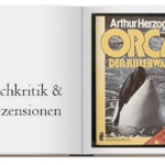 Cover des Buches zur Kritik von: Orca der Killerwal von Arthur Herzog