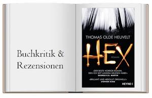 Hex von Thomas Olde Heuvelt