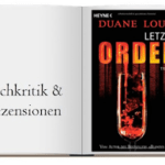 Cover des Buches zur Buchkritik: Letzte Order