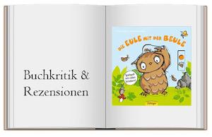 Die Eule mit der Beule von Tanja Jacobs & Susanne Weber