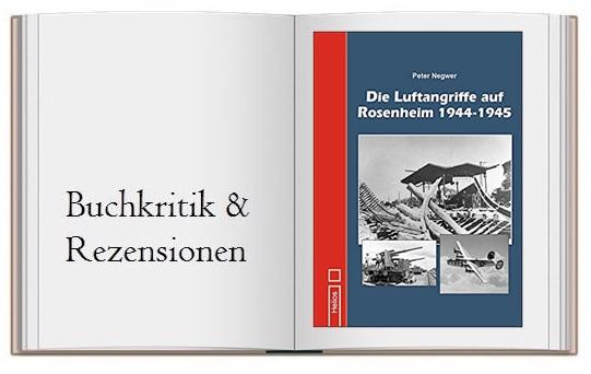 Cover des Buches Die Luftangriffe auf Rosenheim