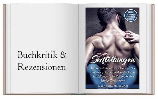 Buchcover zur Rezension: Sexstellungen: Garantiert nie wieder schlechten Sex
