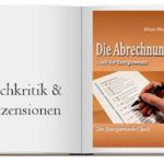 Buch zur Buchkritik: Die Abrechnung ...mit der Energiewende Der Energiewende-Check