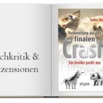 Cover des Buches zur Kritik: Vorbereitung auf den finalen Crash: Ein Insider packt aus