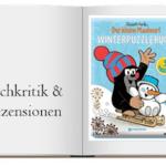 """Buch: Winter-Puzzlebuch """"Der kleine Maulwurf"""""""