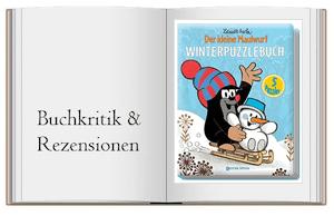 Der kleine Maulwurf: Winterpuzzlebuch