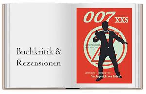 """007 XXS: James Bond 1985 """"Im Angesicht des Todes"""" von Danny Morgenstern"""