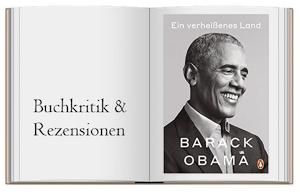 Buch zur Rezension: Ein verheißenes Land: Mit 32 Seiten Farbbildteil von Barack Obama