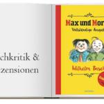 Buch Max und Morit mit Happy End