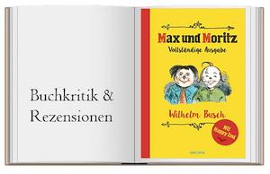 Max und Moritz von Wilhelm Busch