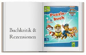 Paw Patrol Puzzle Buch Helfer auf vier Pfoten mit 5 Puzzles