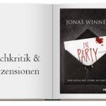 Buch: Die Party: Thriller. Wer Glück hat, stirbt als Erster